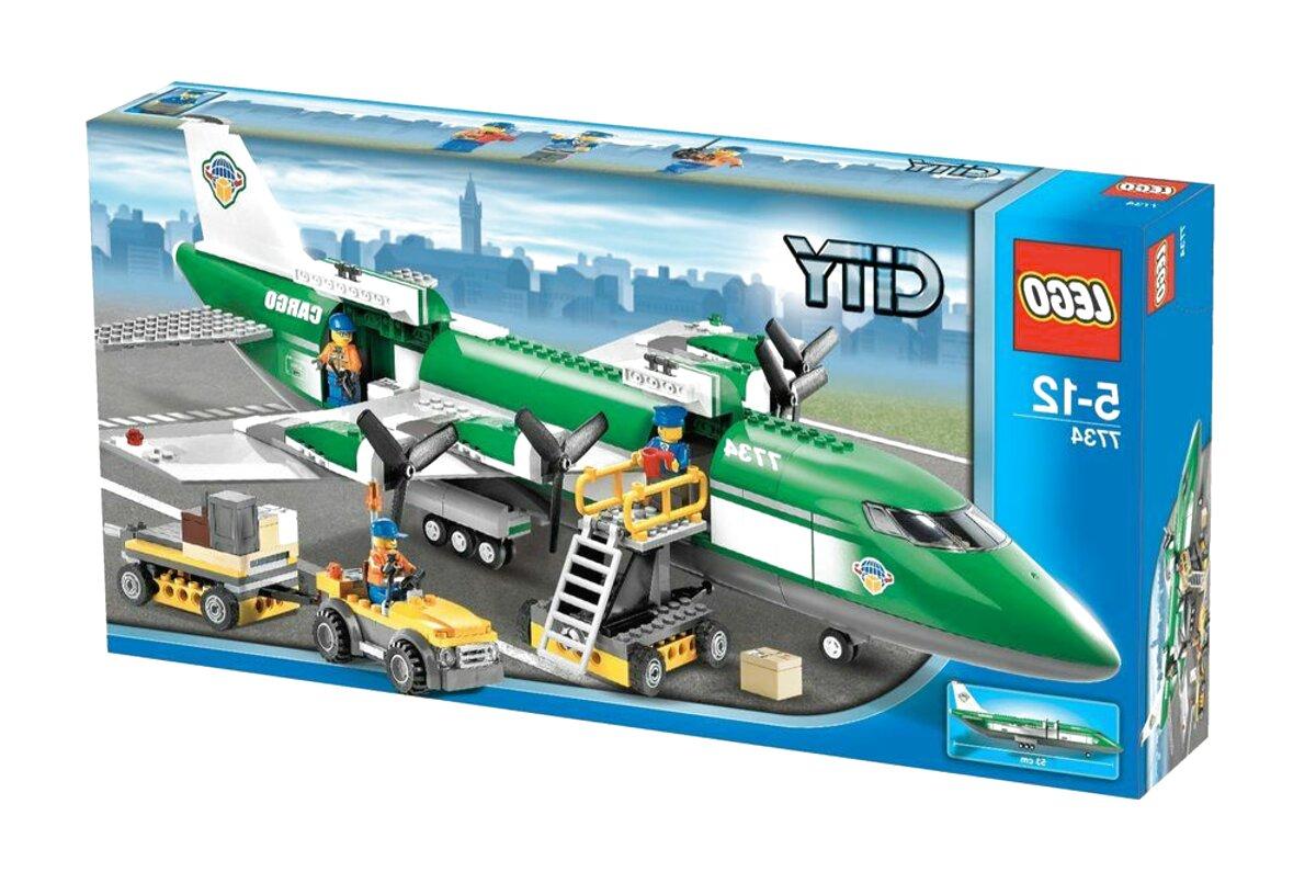 lego cargo plane for sale