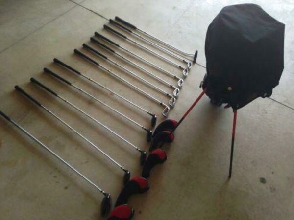 complete nike golf sets for sale