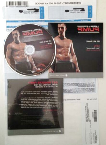 les mills dvd for sale