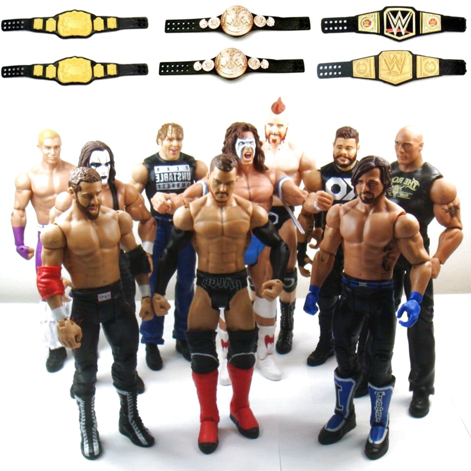 wwf toys for sale
