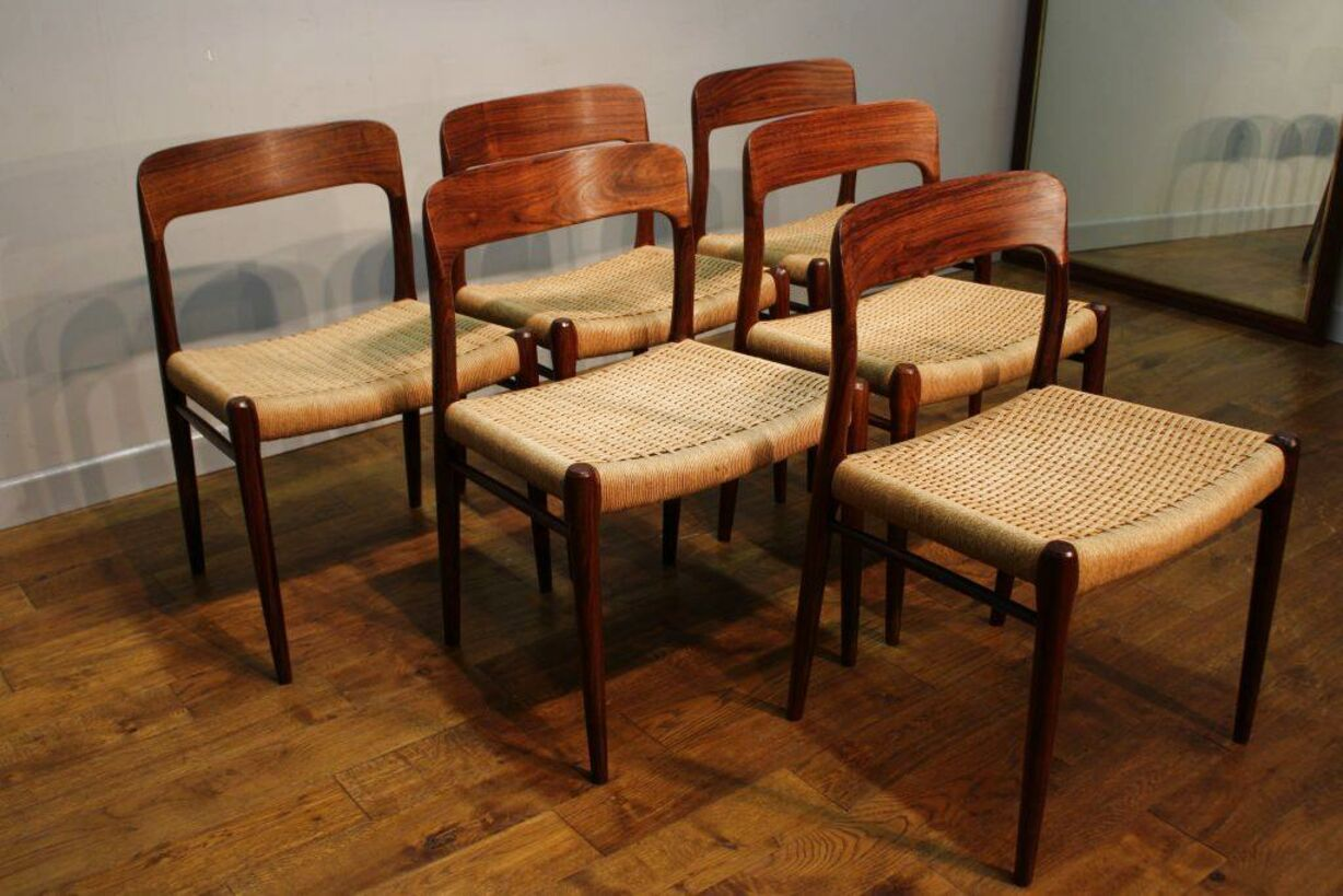 moller chairs for sale