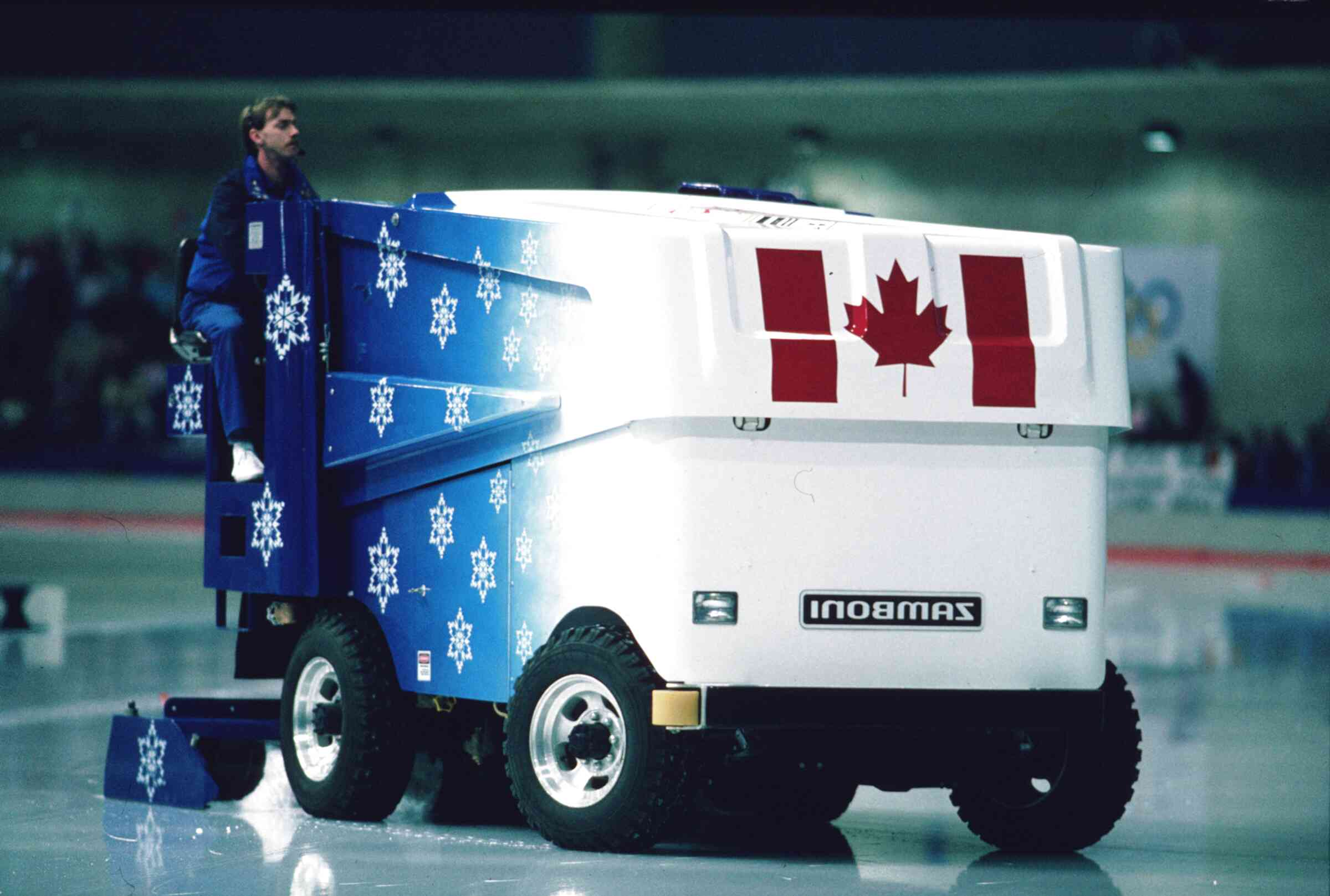 zamboni machine for sale