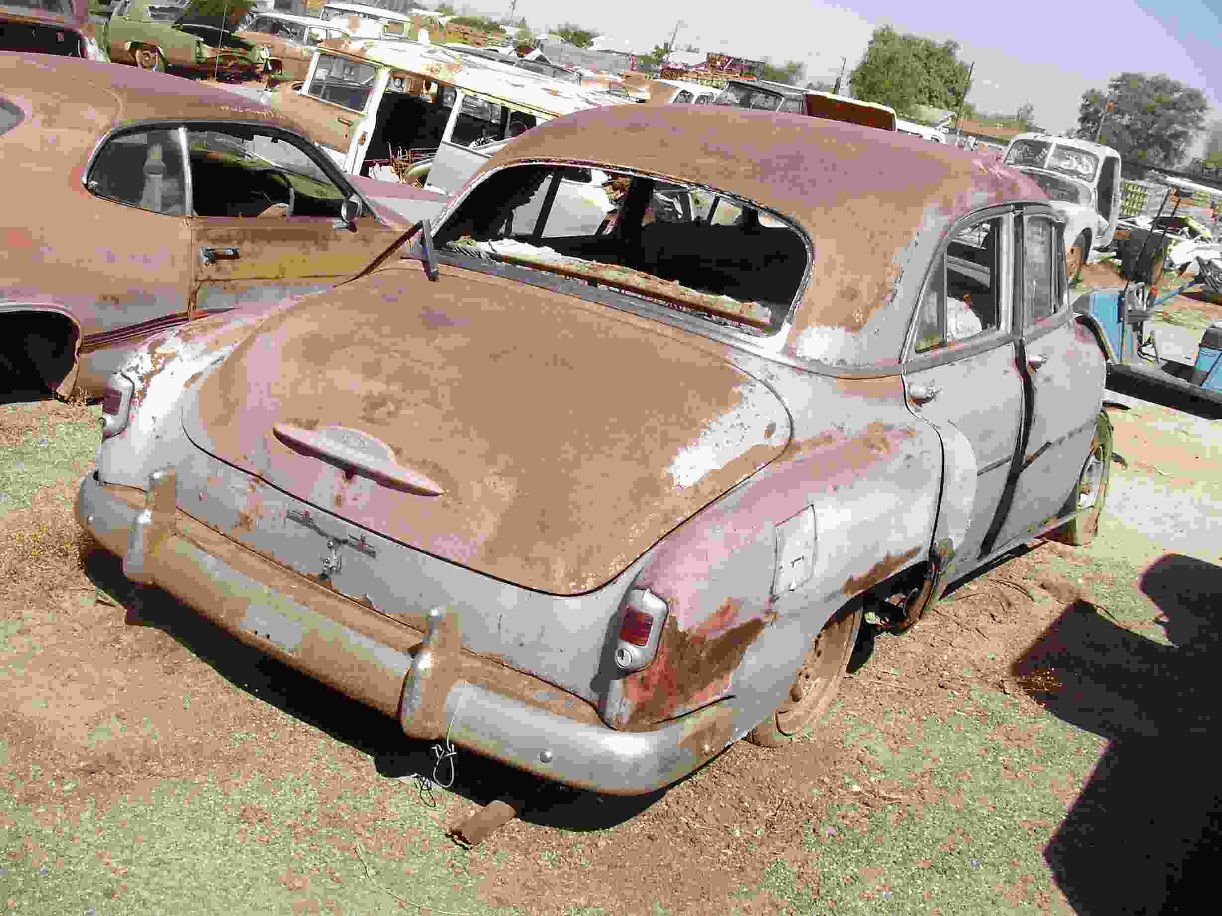 1952 chevy parts for sale