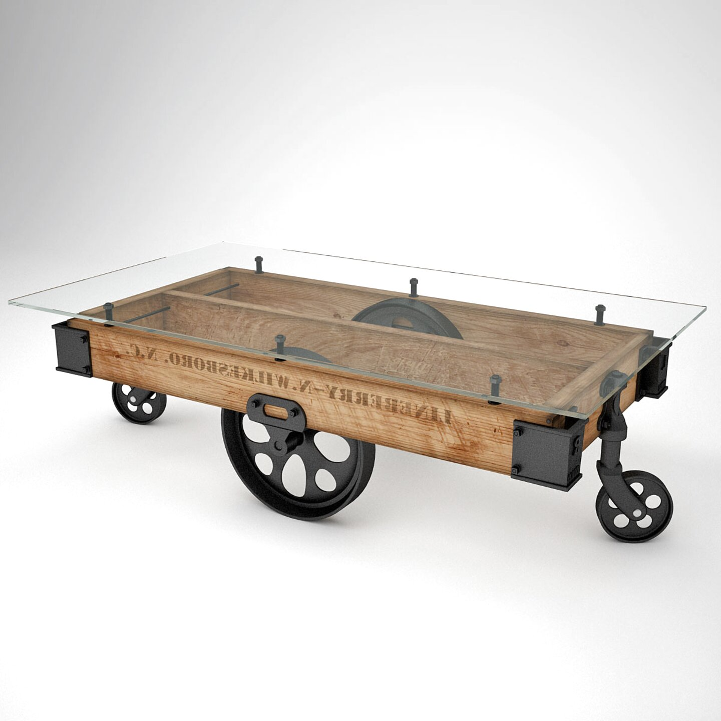 factory cart for sale