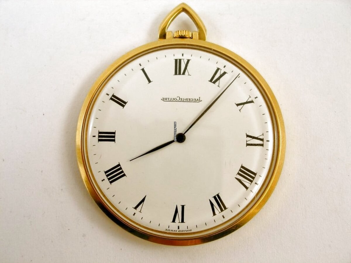 jaeger lecoultre pocket watch for sale