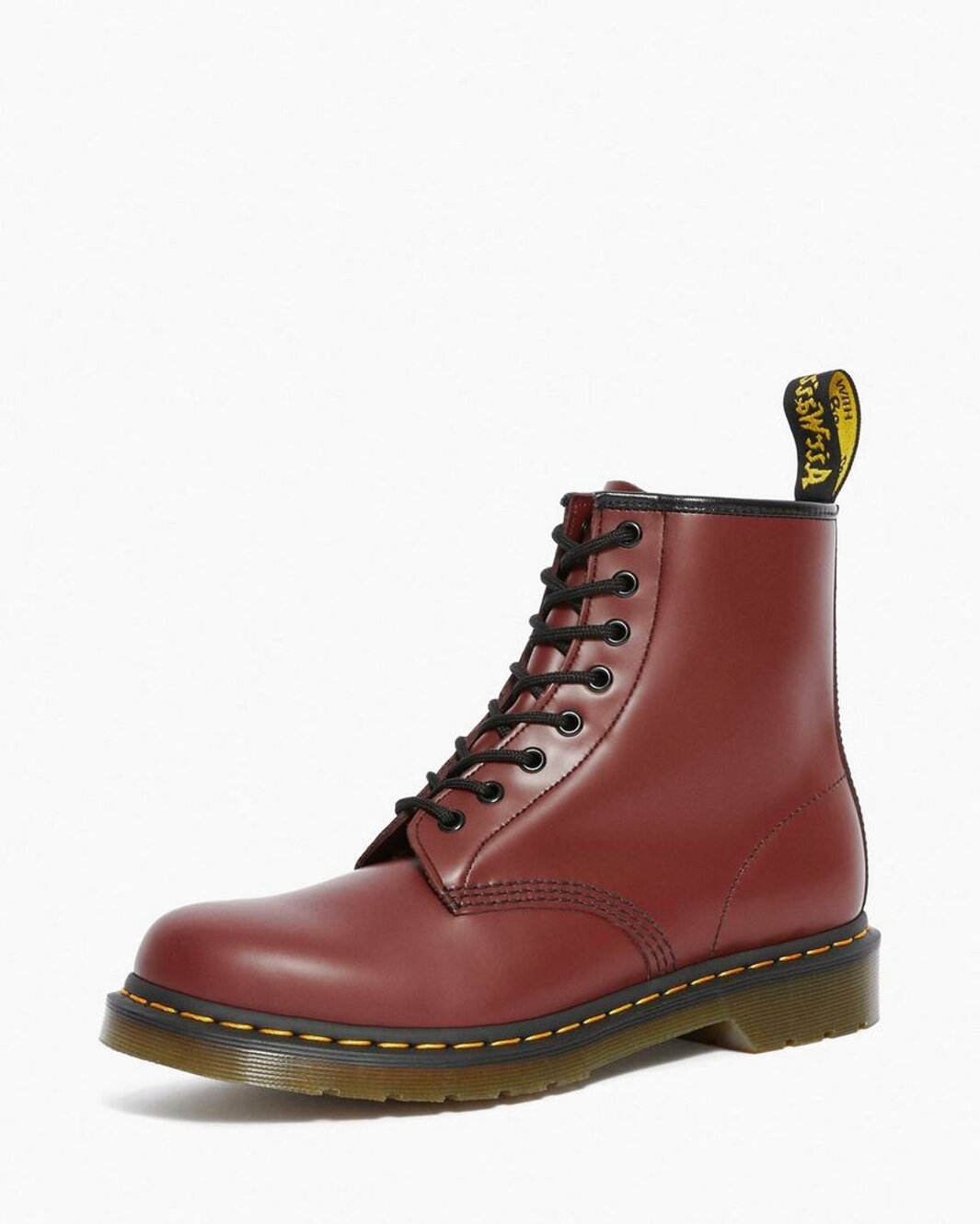 cherry red doc martens for sale