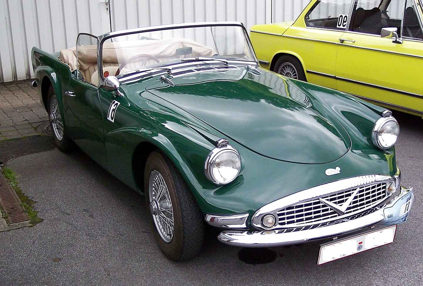 daimler sp250 for sale
