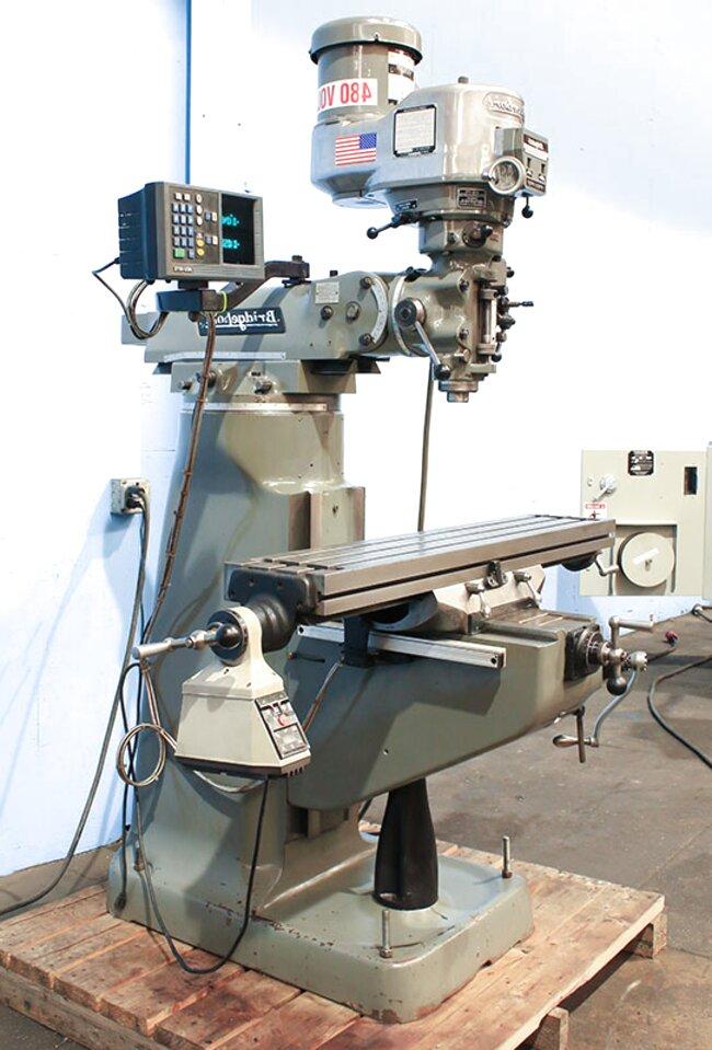 Bridgeport Vertical Milling Machine for sale in Canada