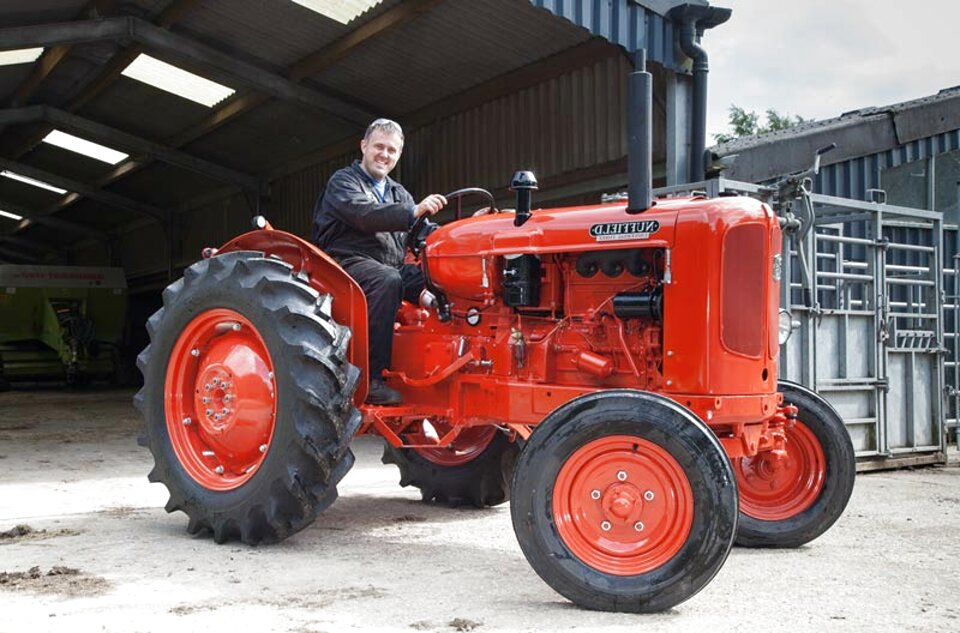 nuffield tractor parts for sale
