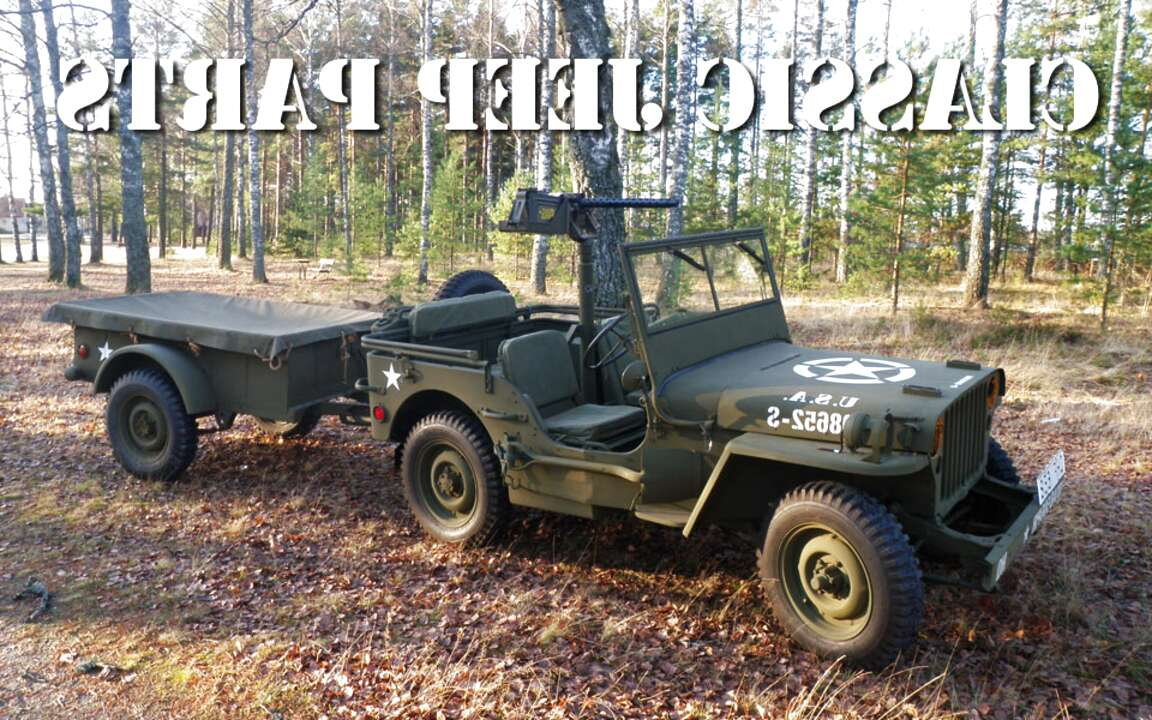 willys mb parts for sale
