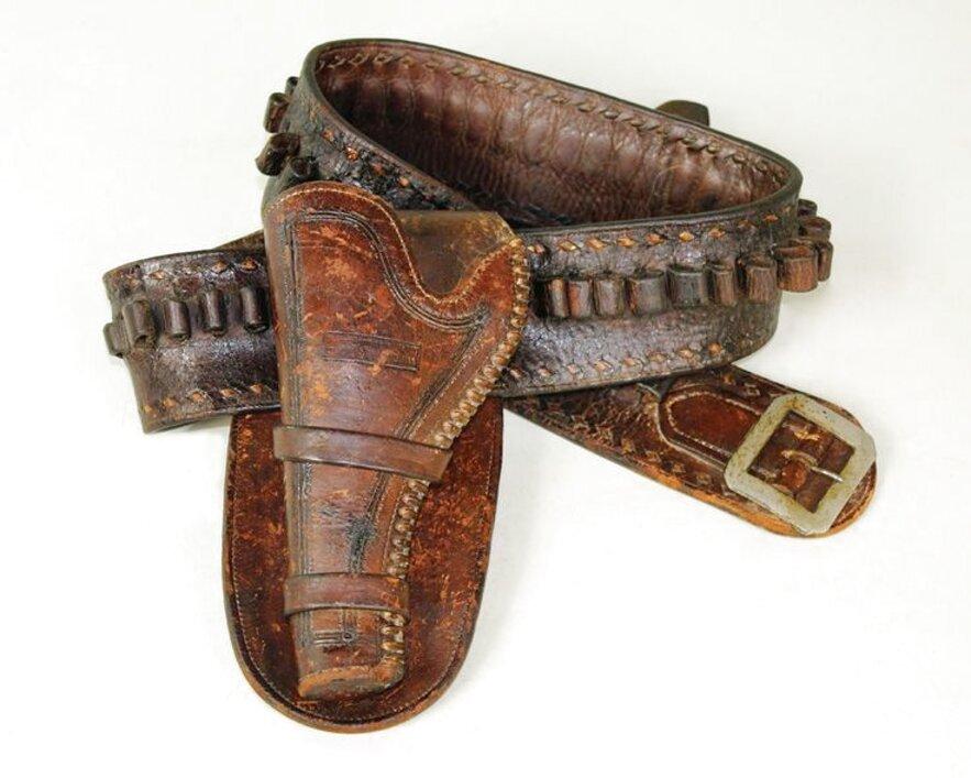 cowboy gun holsters for sale