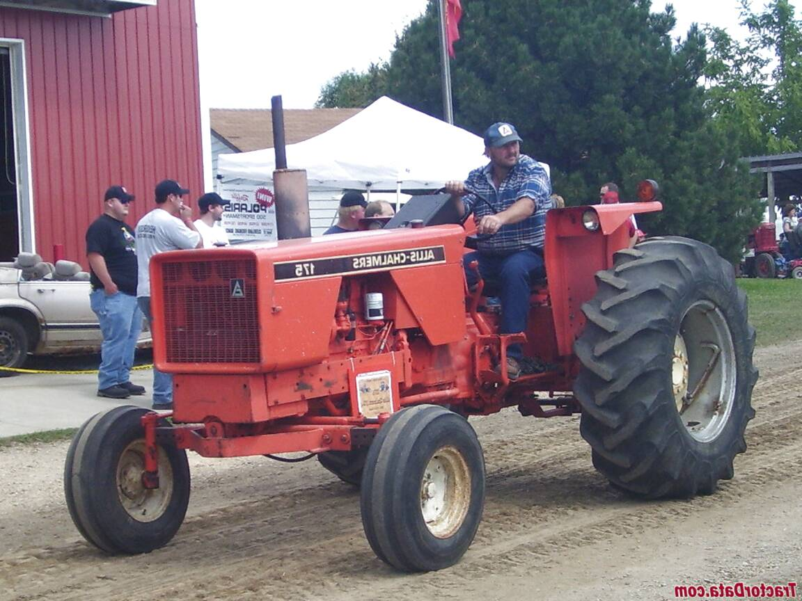 allis chalmers 175 for sale