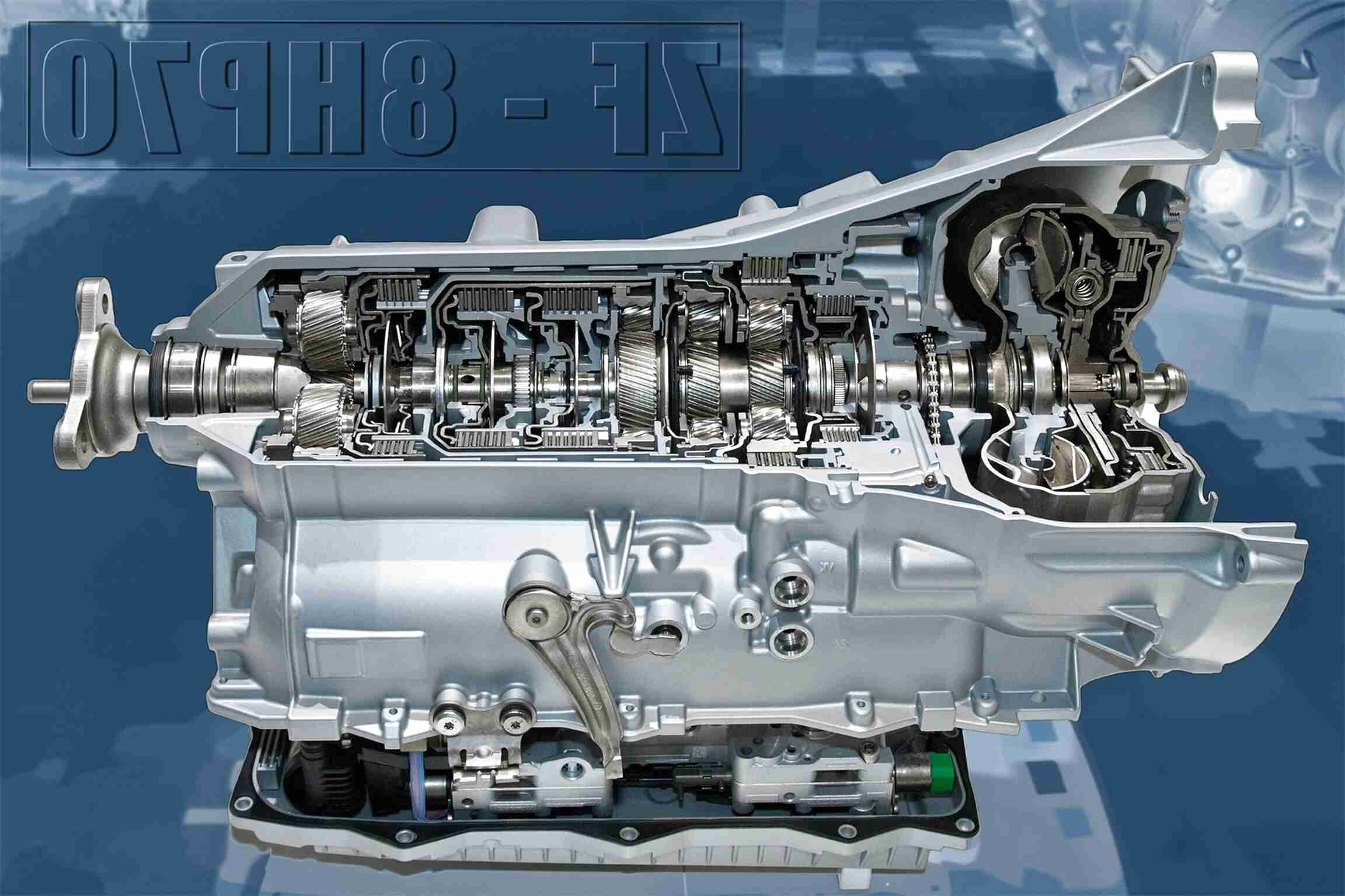 zf transmission for sale
