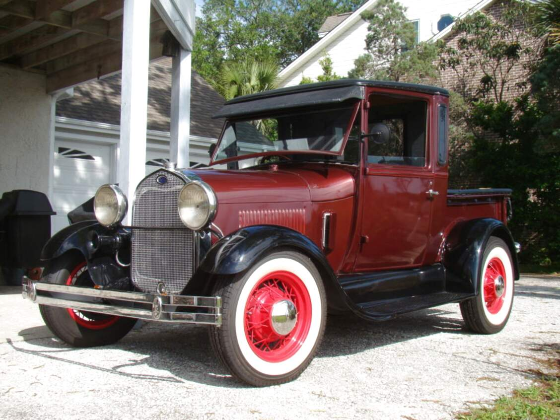 1929 truck for sale