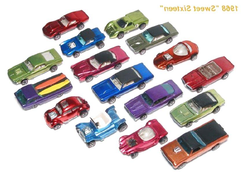 hot wheels redline cars for sale