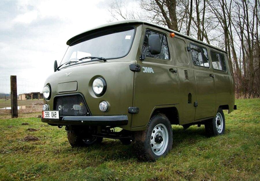 uaz 452 for sale