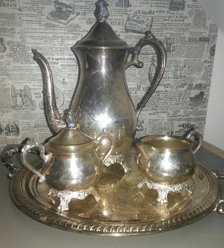 rogers silver for sale