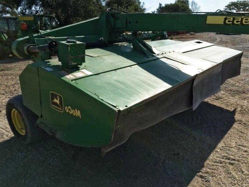 john deere mower conditioner for sale