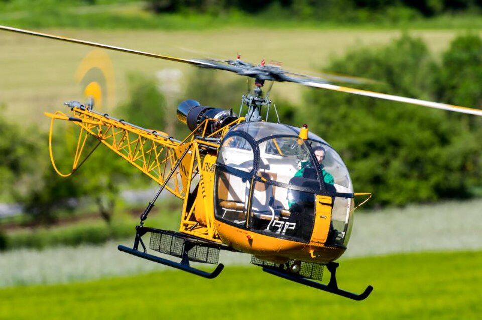 lama helicopter for sale