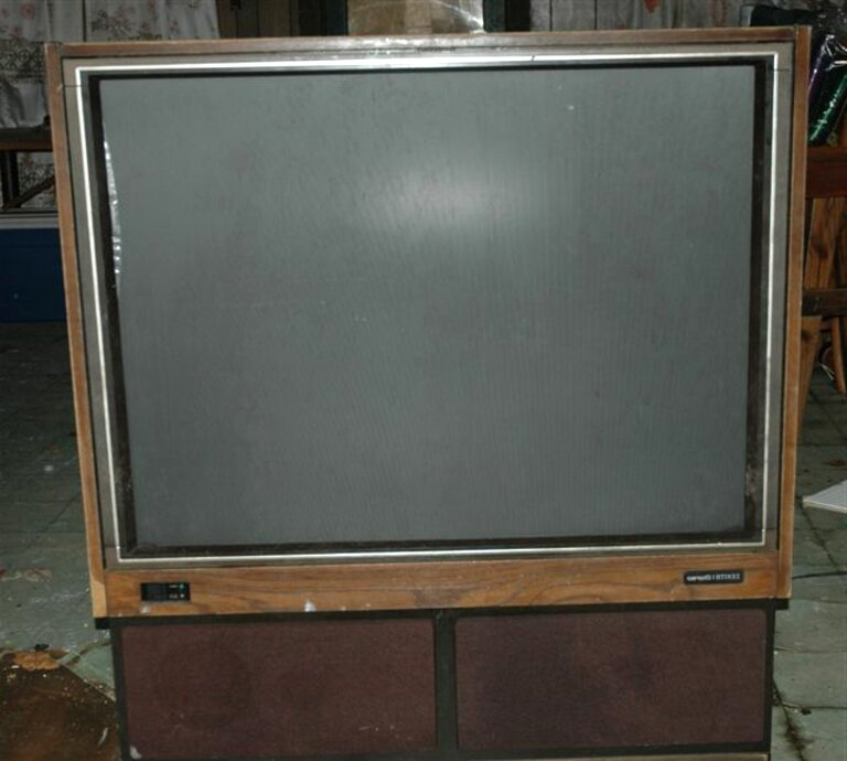 zenith console tv for sale