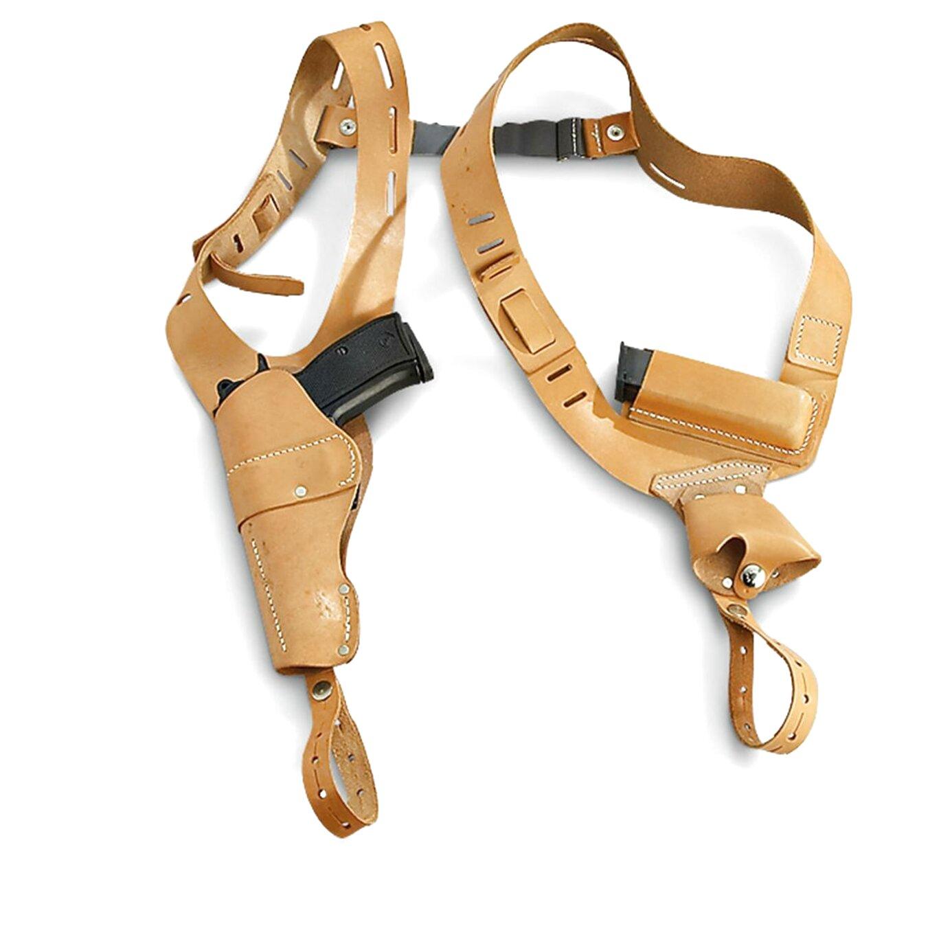 leather shoulder holster for sale