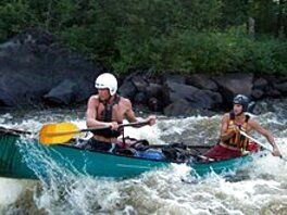 white water canoe for sale