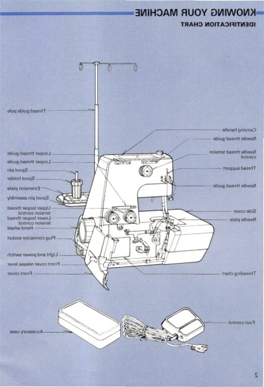 white serger for sale