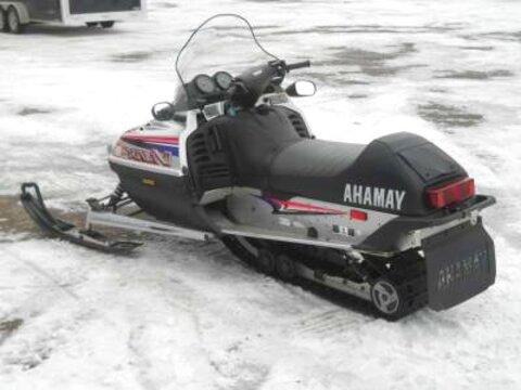 yamaha vmax snowmobile for sale