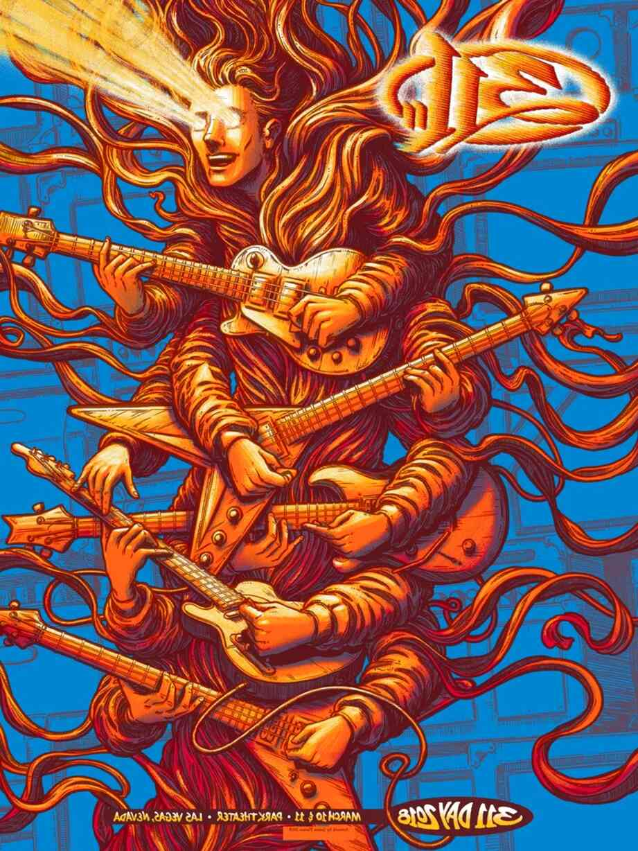 311 posters for sale