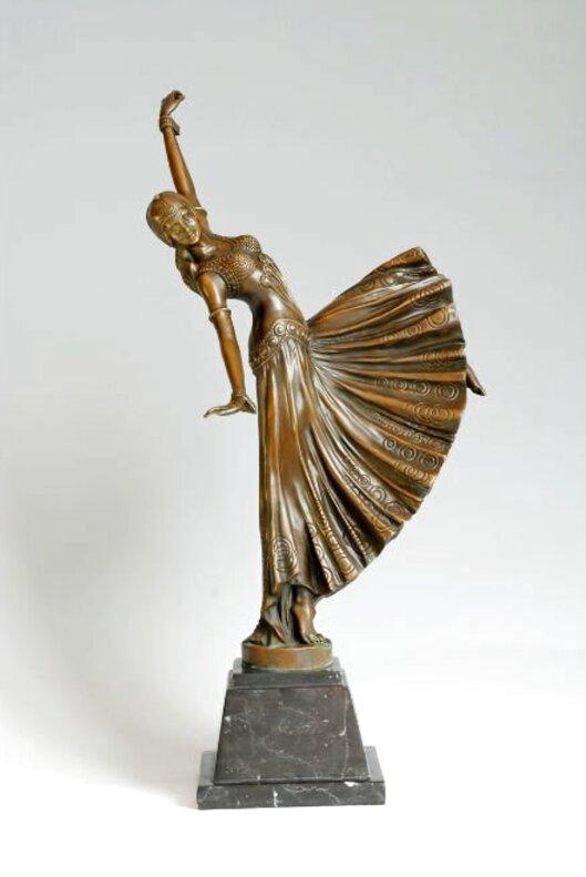 antique bronze sculptures for sale