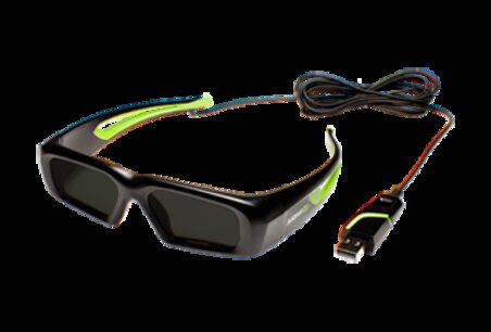 nvidia 3d vision glasses for sale
