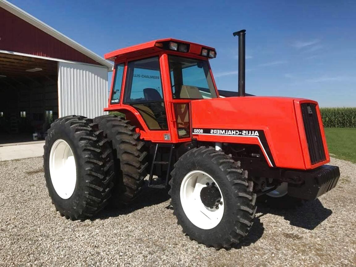 allis chalmers 8050 for sale
