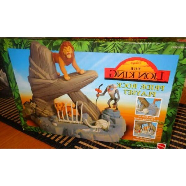 lion king pride rock playset for sale