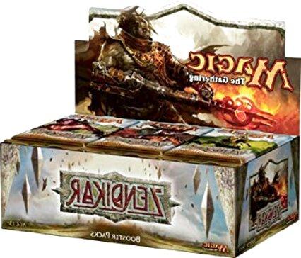 zendikar booster box for sale