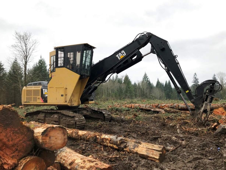 log loader for sale