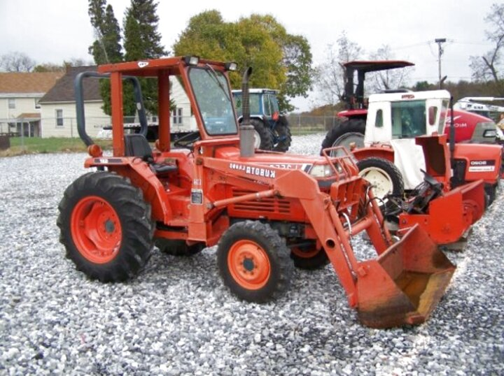 kubota l2550 tractor for sale