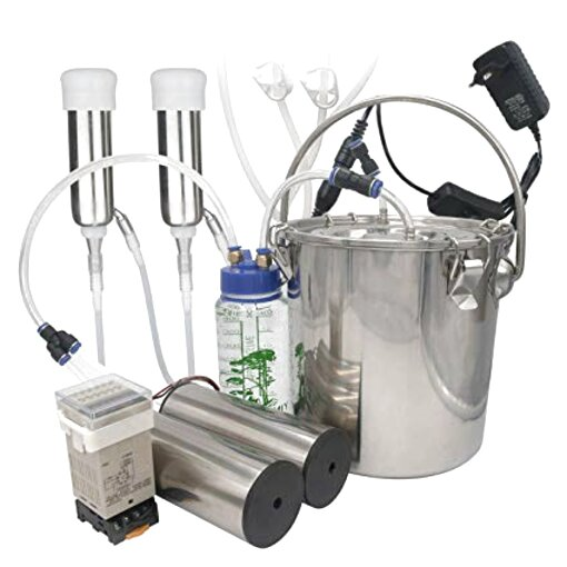 portable cow milking machine for sale