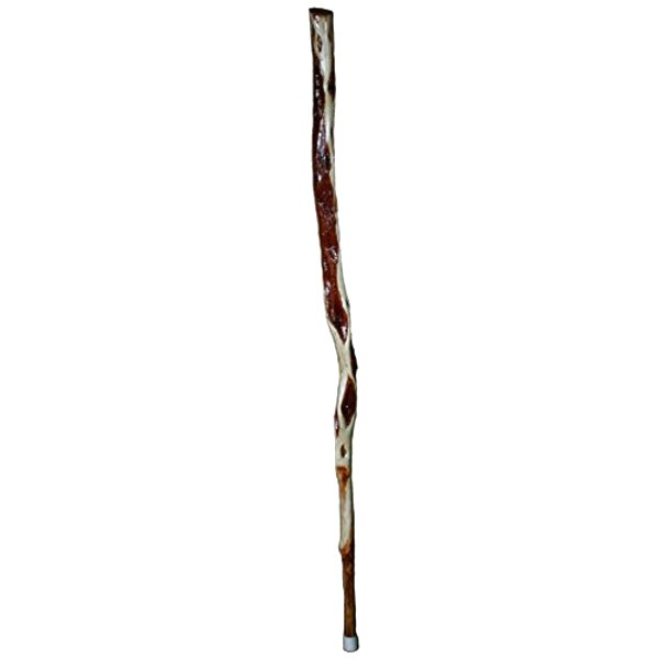 wooden walking staff for sale