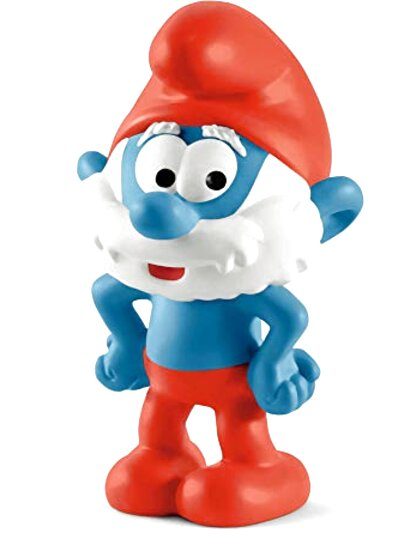 smurf toys for sale