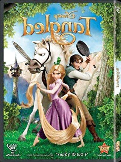 disney tangled dvd for sale