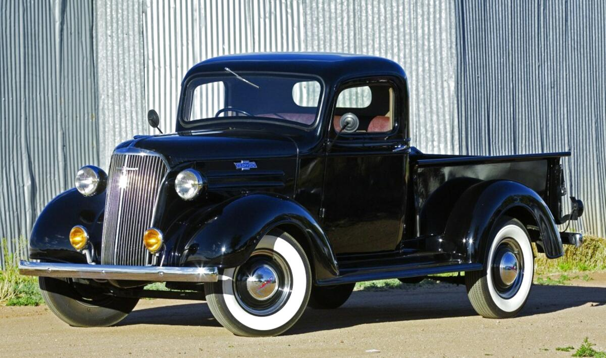 1937 chevy pickup truck for sale