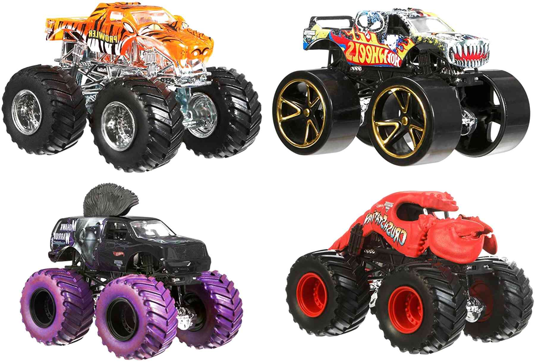 hot wheels monster jam trucks for sale
