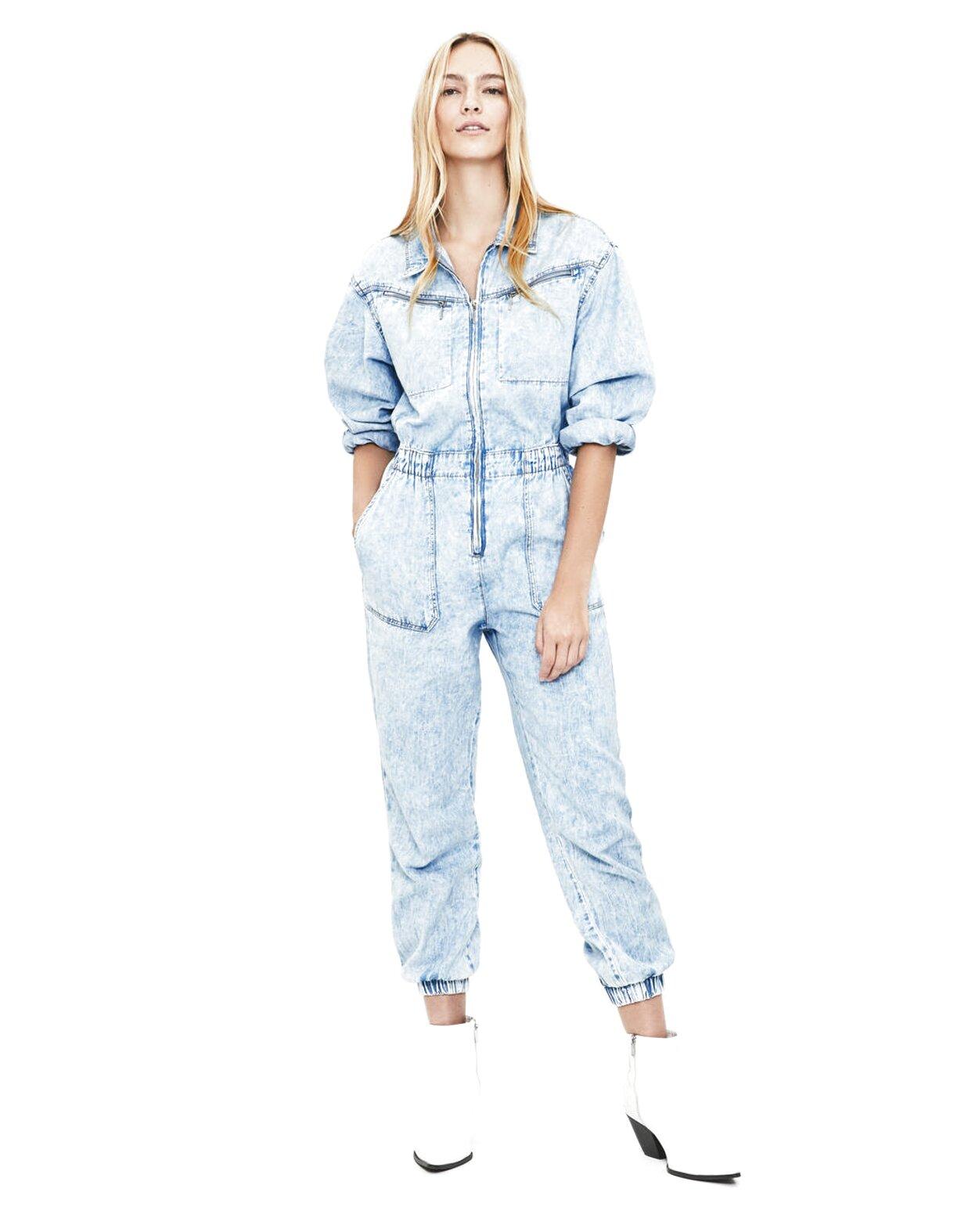 jeans jumpsuit for sale