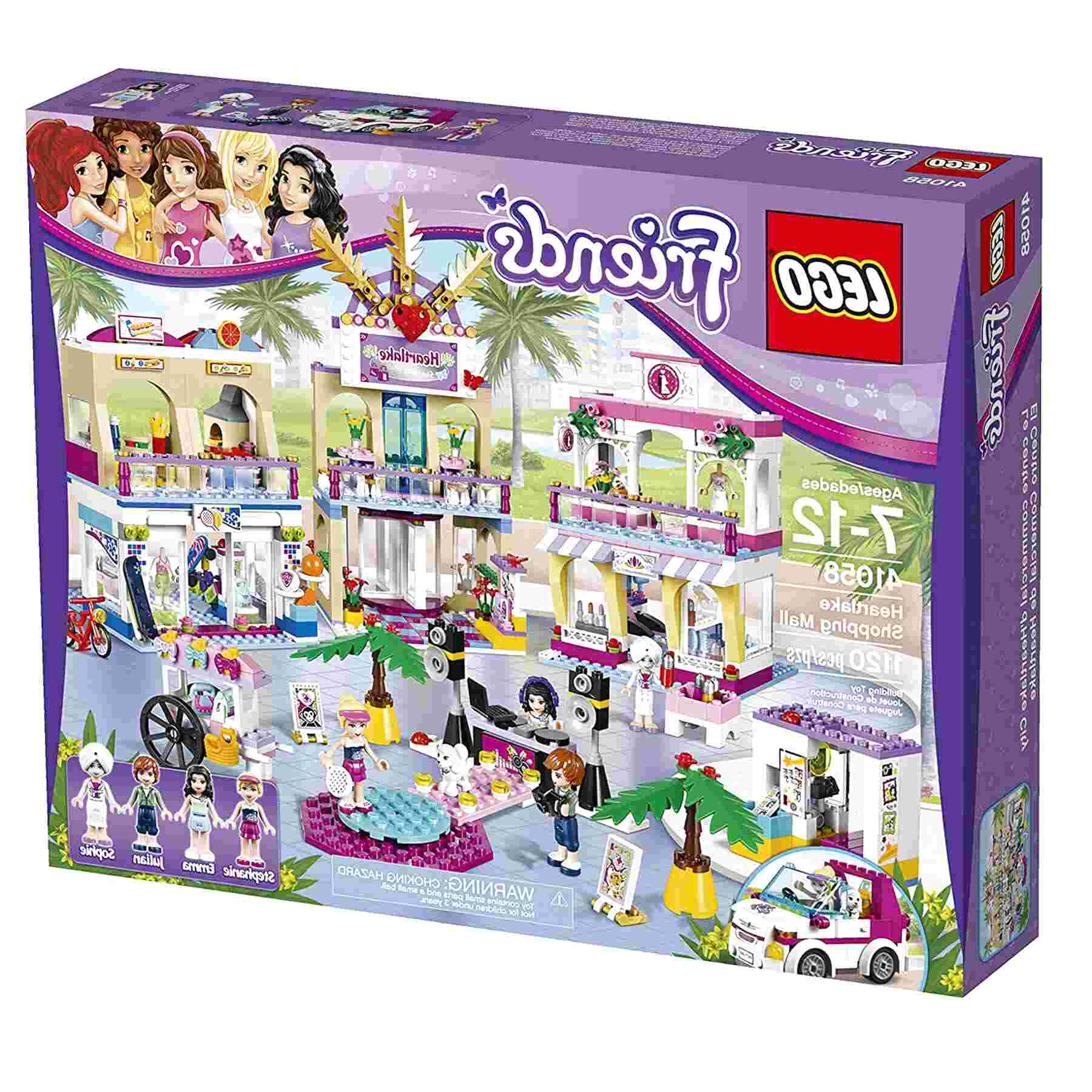 lego friends mall for sale