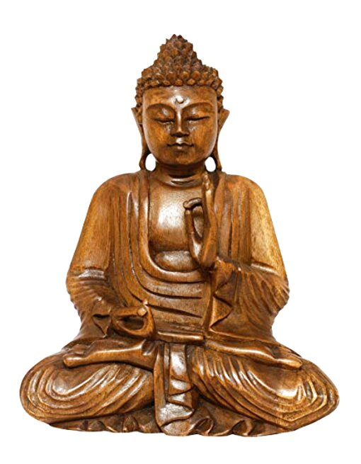 wooden buddha statue for sale