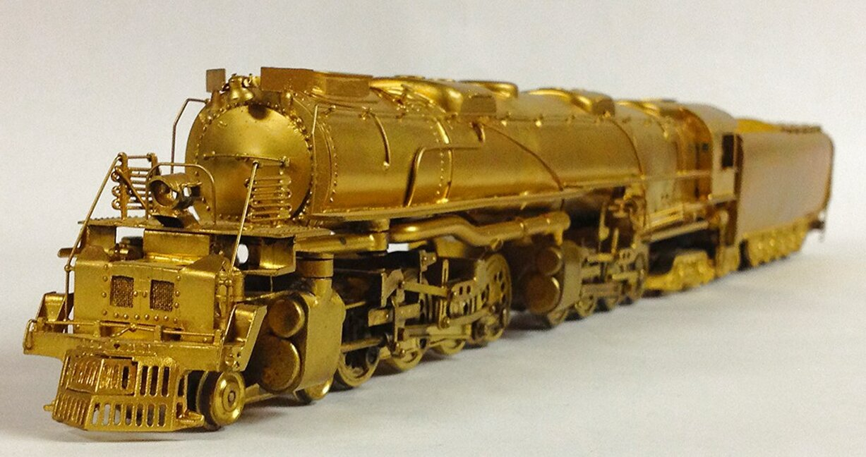 ho brass trains for sale