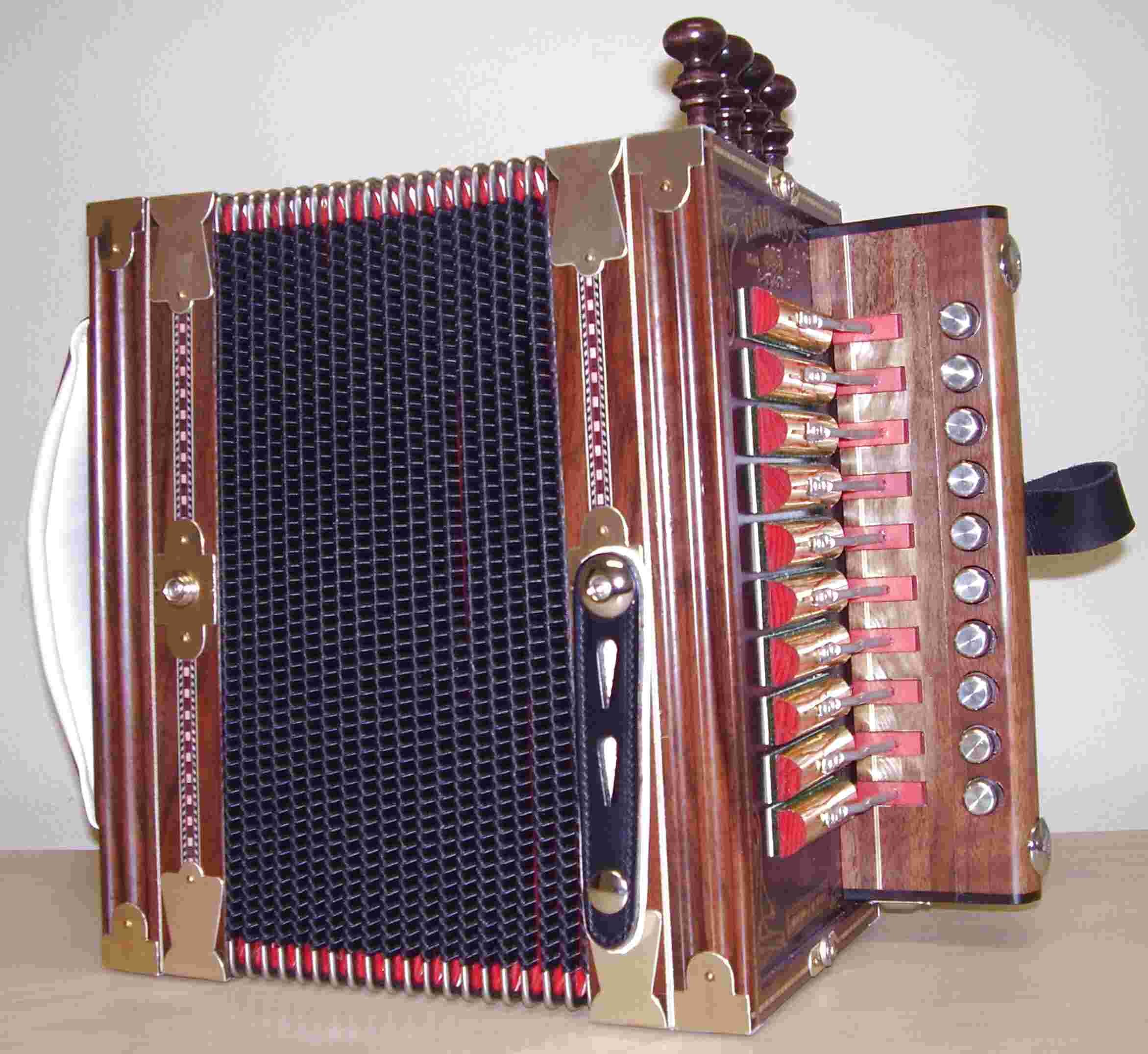 cajun accordion for sale