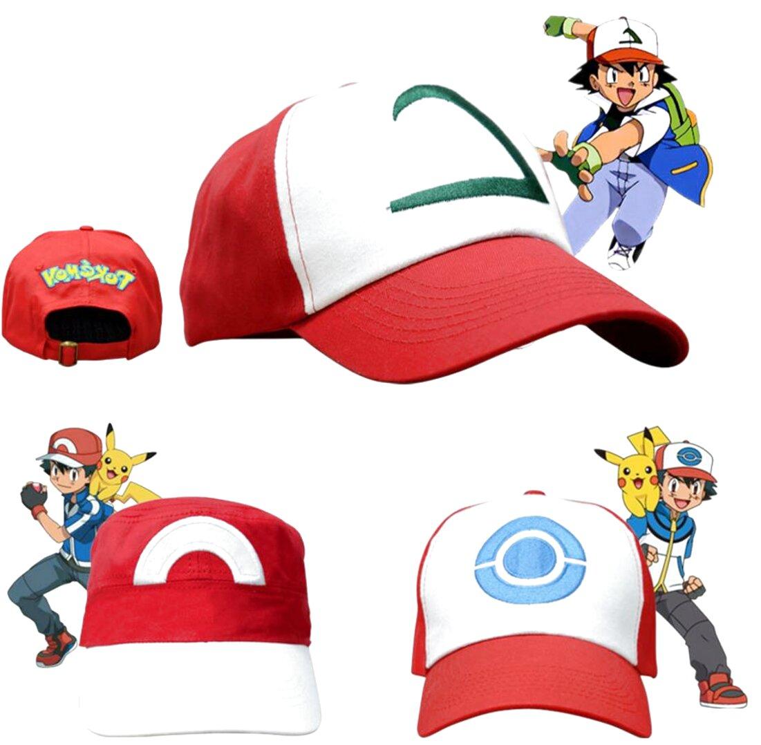 ash ketchum hat for sale