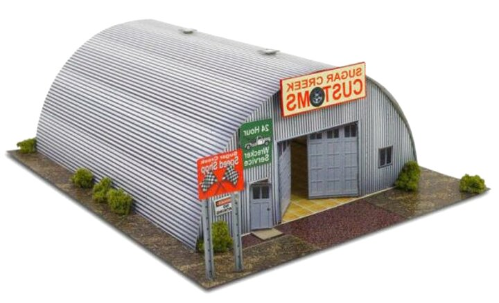 1 64 scale buildings for sale