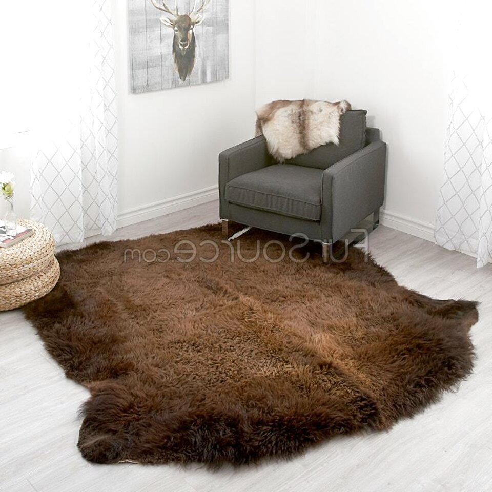 Buffalo Rug for sale in Canada